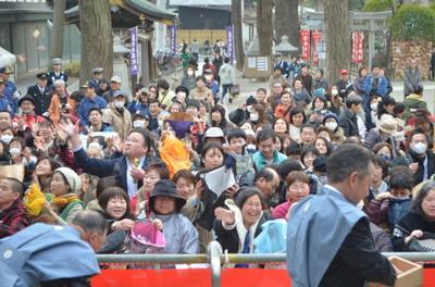H26年節分祭
